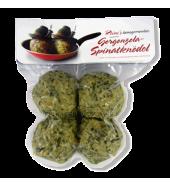 Reini´s Gorgonzola Spinatknödel