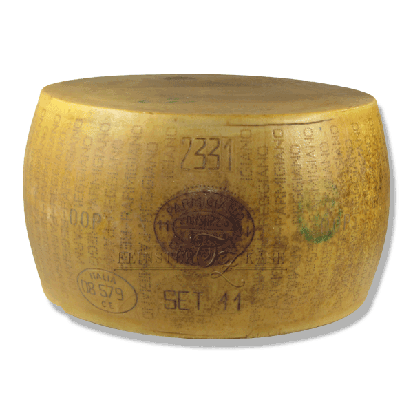 Parmesan Parmigiano Reggiano mind. 36 Monate