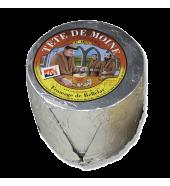Tete de Moine (Mönchskopfkäse)